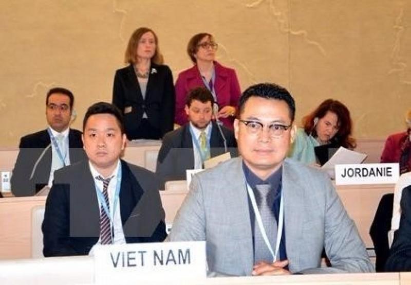 Vietnam berkomitmen bersama-sama dengan negara-negara lain akan  terus menanggulangi  dampak perubahan iklim terhadap hak manusia