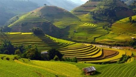 ベトナムの山河にちなんだ歌