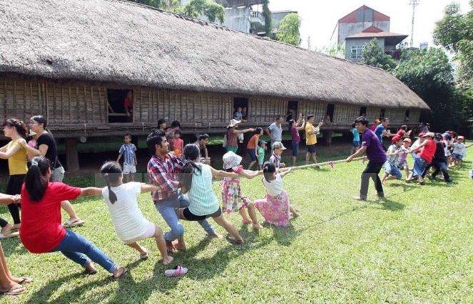 ハノイで国際子どもデーに応える活動が活発