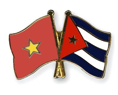 ベトナム・キューバ国会、協力関係を強化