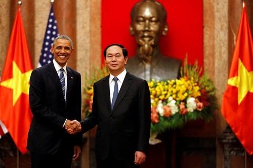 Opini umum AS tentang kunjungan Presiden Barack Obama di Vietnam