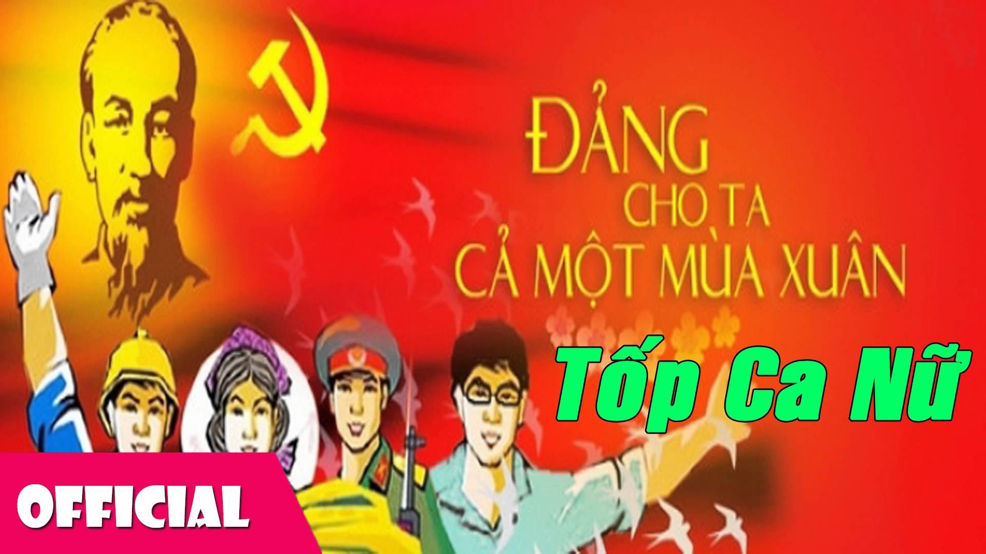 Lagu-lagu tentang Partai Komunis ciptaan komponis Pham Tuyen