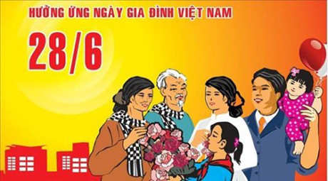 Activities mark Vietnam Family Day on June 28th
