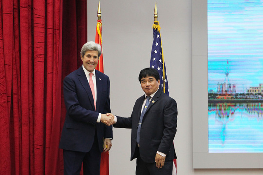 Vietnam, the US deepen bilateral comprehensive ties