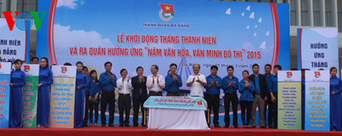 2017 Youth Month launched across Vietnam