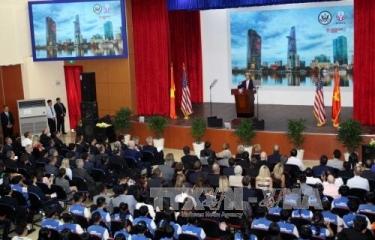 ベトナム・アメリカの全面的な関係の強化へ