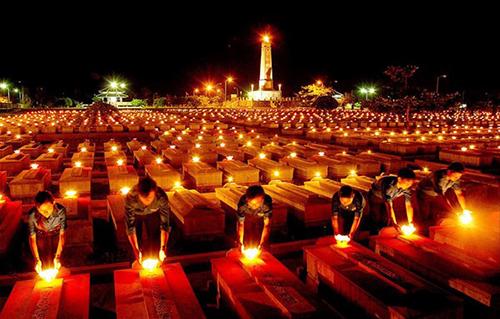 """Temu pergaulan kesenian untuk berterima kasih kepada para martir yang bertema: """"Kembalikan nama kakanda"""""""