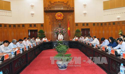 Vietnam telah menyelesaikan kira-kira 90% persiapan isi untuk Tahun APEC 2017