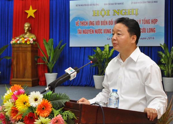 Maßnahmen zur Anpassung an den Klimawandel im Mekong-Delta