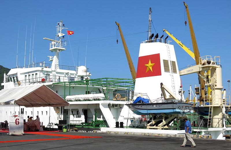 2016年太平洋伙伴计划完成在越南的活动