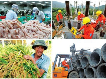 Vietnam tetap menjaga tarap pemeringkat kepercayaan secara stabil tentang pertumbuhan ekonomi