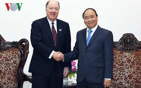 Badan usaha harus menjadi garis depan kerjasama Vietnam – AS