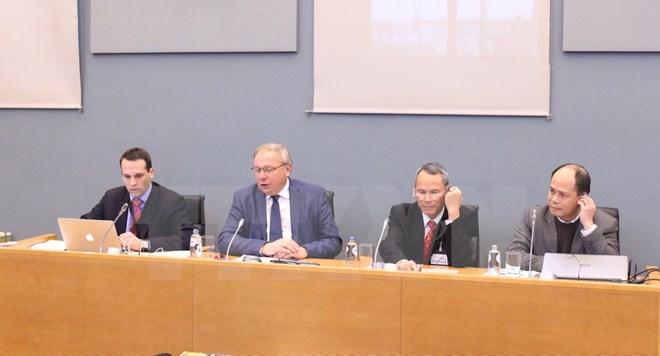Parlemen daerah Wallonie, Kerajaan Belgia mendukung EVFTA