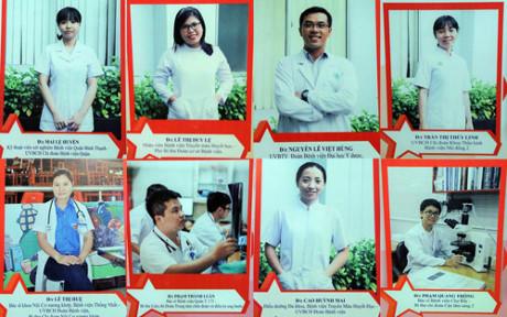 """Liên hoan """"Tuổi trẻ ngành Y làm theo lời Chủ tịch Hồ Chí Minh"""""""