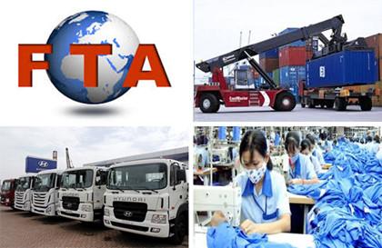 Quốc hội Kyrgyzstan và Hạ viện Belarus phê chuẩn FTA giữa Liên minh Kinh tế Á-Âu (EAEC) và Việt Nam