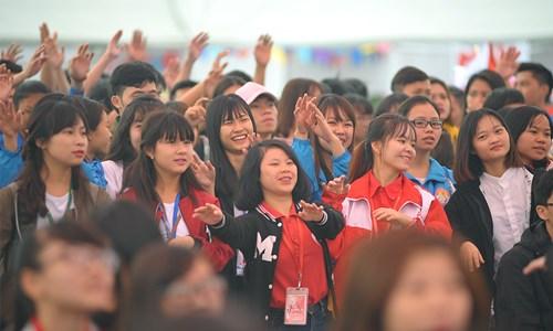 Ngày hội tình nguyện quốc gia: thắp sáng trái tim tình nguyện
