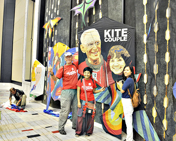 Vietnam hosts the 7th International Kite Festival