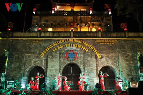 2016年越南河内传统手工艺村旅游节开幕