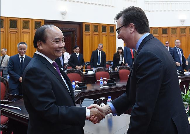 เวียดนามเป็นตัวเลือกแรกของผู้ประกอบการสหรัฐที่เข้ามาลงทุนในอาเซียน