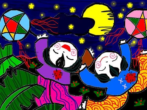 เพลงฉลองเทศกาลไหว้พระจันทร์