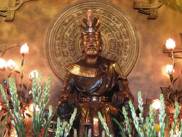 Los reyes Hung, fundadores de Vietnam
