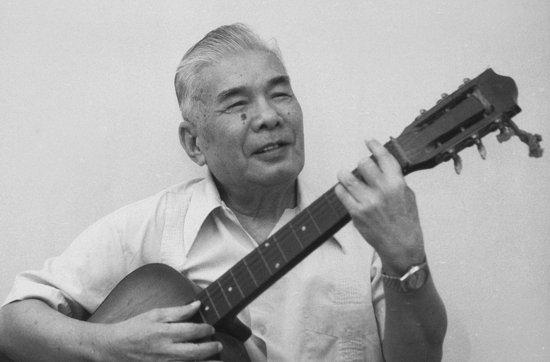 Van An, un compositor del Ejército vietnamita