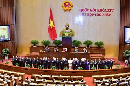 Electores vietnamitas confían en los trabajos legislativos del nuevo mandato