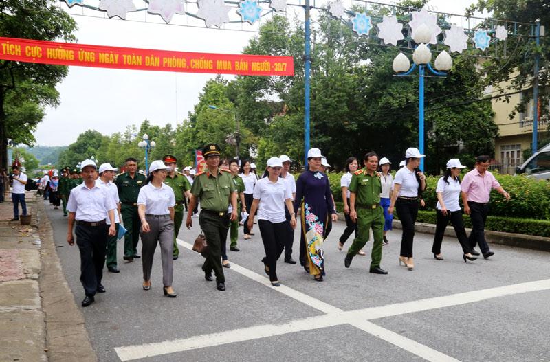 Promueven en Vietnam el Día contra la Trata de Personas