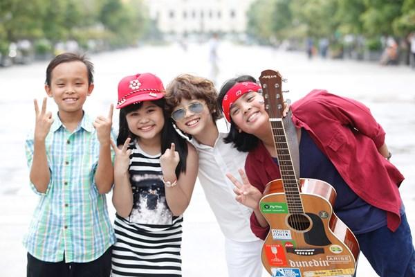 Vietnam Idol Kid 2016 descubre y cultiva talentos musicales