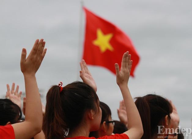 Canciones que inculcan el patriotismo en las nuevas generaciones vietnamitas