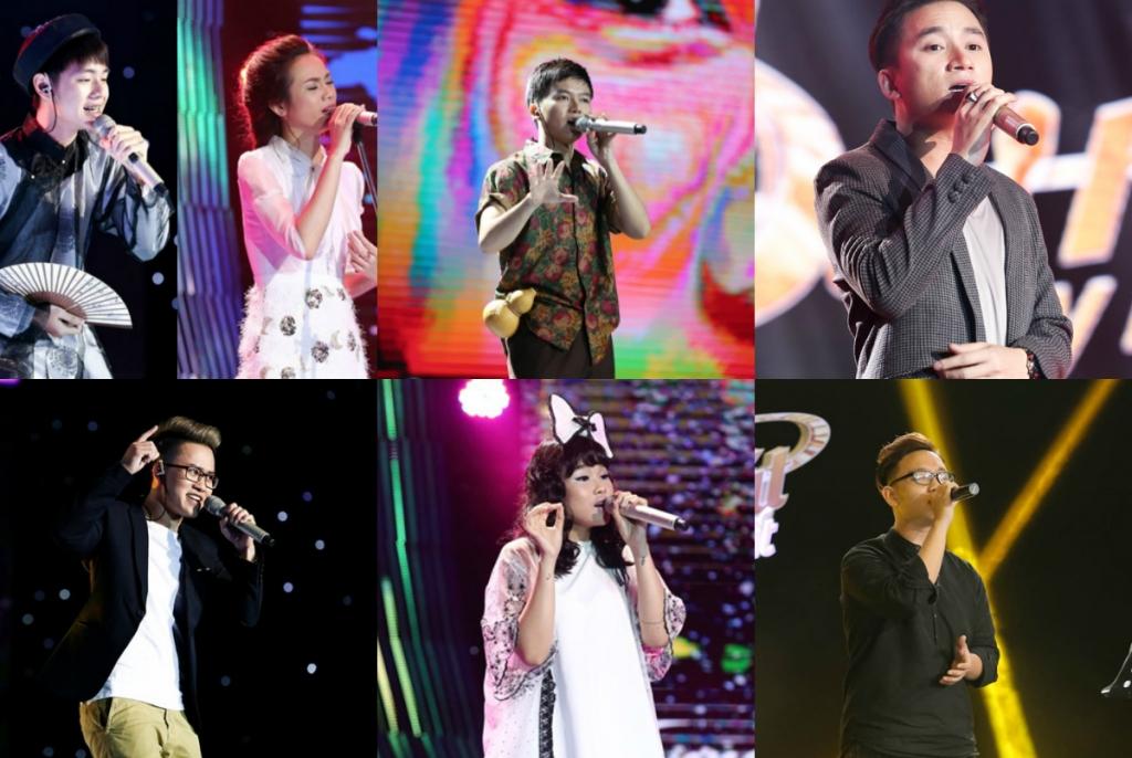 """Definen a finalistas del concurso """"Sing My Song"""" Vietnam"""