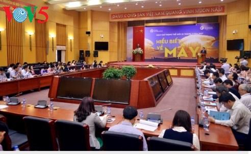 Vietnam celebra el Día Mundial de la Meteorología 2017 enfocado en las nubes