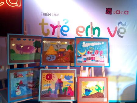 Kota Hanoi mengadakan program-program pemainan untuk anak-anak