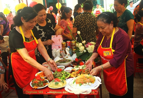 Pesta Keluarga Vietnam tahun 2016 dibuka