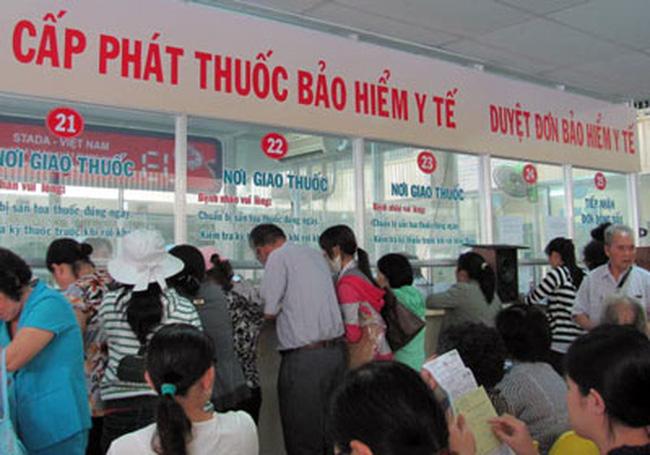 Vietnam berupaya sampai tahun 2020 mencapai target 90% jumlah penduduk mendapatkan Asuransi Kesehatan