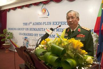 Konferensi ke-4 Kelompok pakar ADMM+ tentang Aksi Ranjau Kemanusiaan akan segera berlangsung