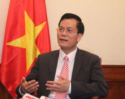Kerjasama ekonomi, perdagangan, investasi menjadi titik berat dan pendorong hubungan Vietnam-AS