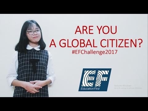 Международный конкурс ораторского мастерства на английском языке EF Challenge 2017