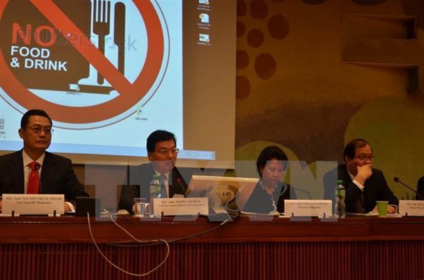 越南共同主持有关打击拐卖犯罪的国际座谈会
