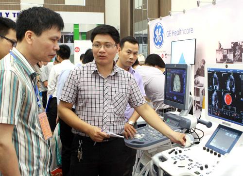 越南与国际社会分享在看治病中应用核医学的经验