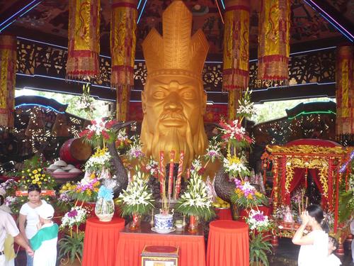 Thông tin về lễ hội Đền Hùng, di sản tín ngưỡng thờ cúng Hùng Vương