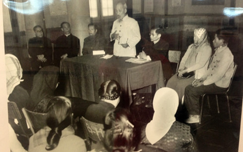 Chủ tịch Hồ Chí Minh với bầu cử đại biểu Quốc hội và đại biểu Hội đồng nhân dân các cấp