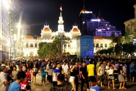 Việt Nam kỷ niệm 41 năm ngày thống nhất đất nước