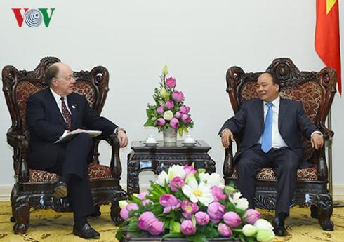 Doanh nghiệp phải là tuyến đầu của hợp tác giữa Việt Nam và Hoa Kỳ