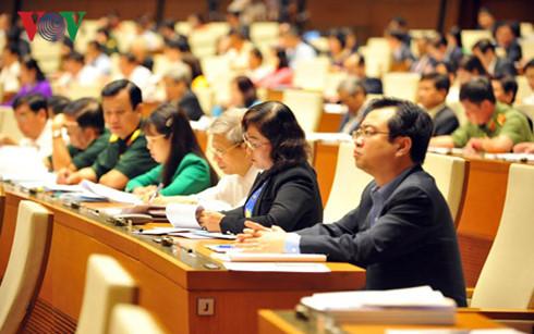 Cử tri cả nước bày tỏ niềm tin với những nội dung quan trọng của Kỳ họp thứ nhất, Quốc hội khóa XIV