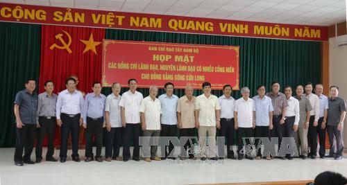 Huy động nguồn lực phát triển vùng Đồng bằng sông Cửu Long