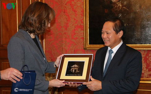 Tăng cường hợp tác ICT Việt Nam- Czech