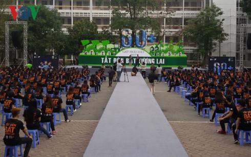 Việt Nam hưởng ứng Giờ Trái Đất 2017: Tắt đèn giúp giảm tình trạng ô nhiễm ánh sáng