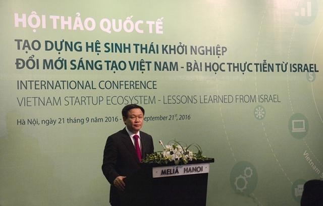 สร้างบรรยากาศการสร้างฐานะที่มีความคิดสร้างสรรค์ในเวียดนาม