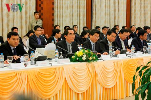 ผลักดันความร่วมมือด้านการลงทุนระหว่างผู้ประกอบการญี่ปุ่นกับท้องถิ่นต่างๆของเวียดนาม